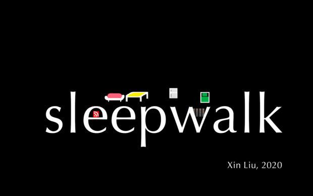 Xin Liu, Sleepwalk, courtesy Onassis Foundation