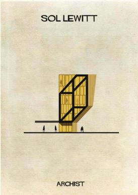 Una illustrazione di Federico Babina. Courtesy l'artista