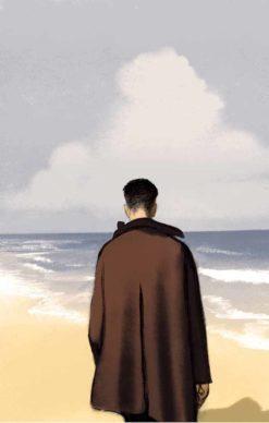 """La copertina di Manuele Fior per il libro """"Le poesie"""" di Cesare Pavese (Einaudi). Courtesy l'artista"""