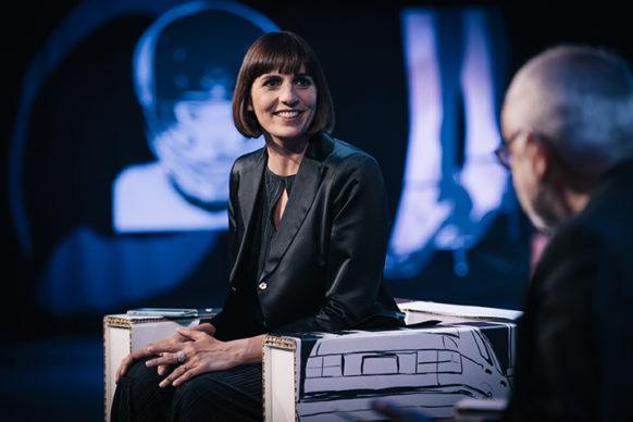 Elisa Amoruso, ospite della diciottesima puntata di Luce Social Club