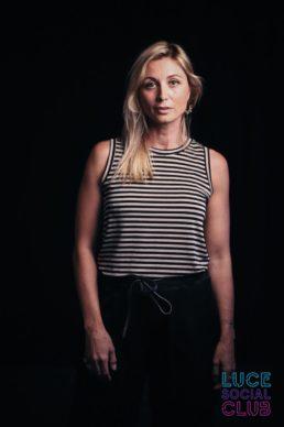 Anna Ferzetti, ospite della sedicesima puntata di Luce Social Club