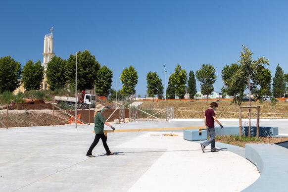 Aprilia, Prossima Apertura - Laboratorio Oasi - Photo by Alessandro Vitali