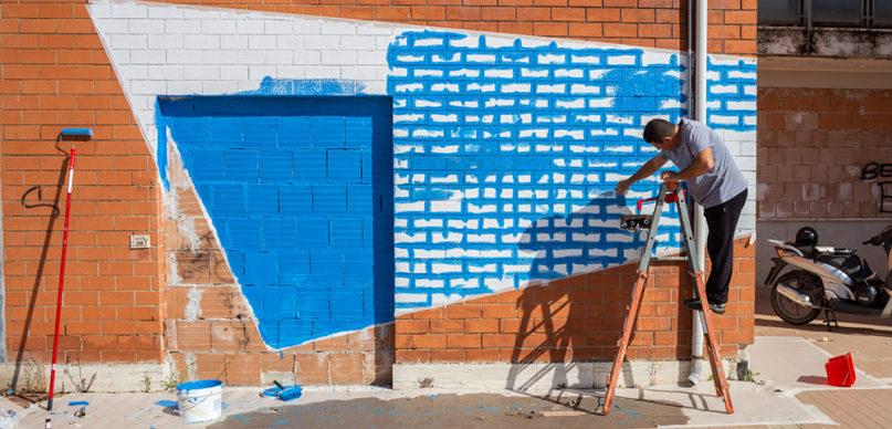 Aprilia, Prossima Apertura - Paint'n'Play - Photo by Alessandro Vitali