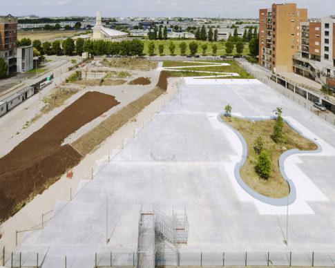 Aprilia, Prossima Apertura - Secondo rilievo _ Second survey -  Photo by Alessandro Imbriaco
