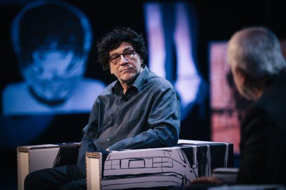 Daniele Ciprì, ospite del quindicesimo episodio di Luce Social Club