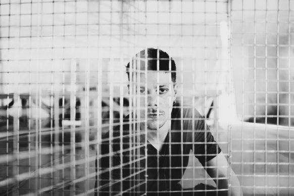 Un ritratto di Edoardo Tresoldi © Andrea Mete