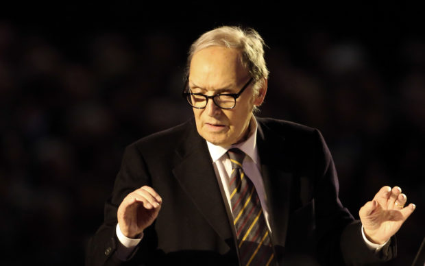Ennio Morricone's Concert At Vatican For The Jubilee Year Closing