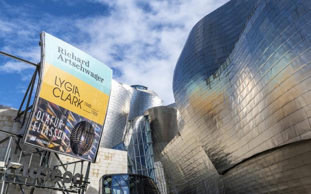 Photo courtesy Guggenheim Museum Bilbao