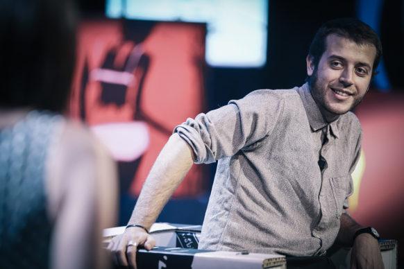 Fulvio Risuleo, ospite della diciassettesima puntata di Luce Social Club