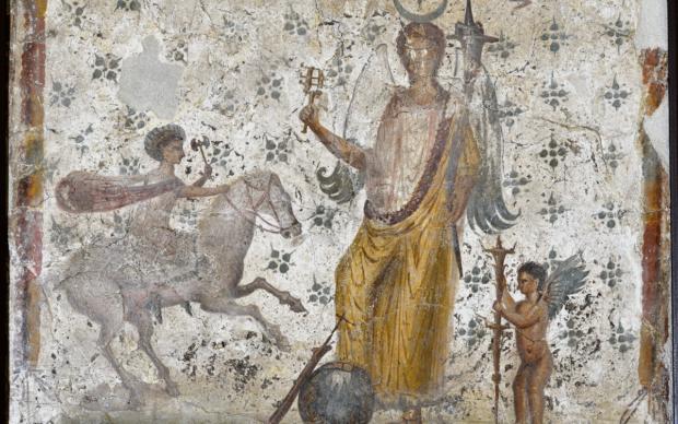 Isis Fortuna © Museo Archeologico Nazionale di Napoli