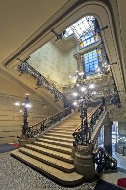 Art Nouveau Week 2020, Milano, Palazzo Castiglioni. Foto © Sergio Ramari. Immagine di repertorio Ass. Italia Liberty