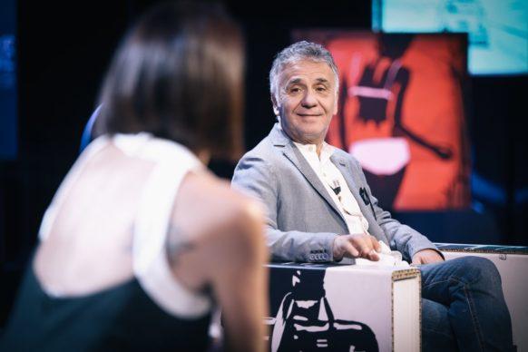 Mario Tronco, ospite della sedicesima puntata di Luce Social Club