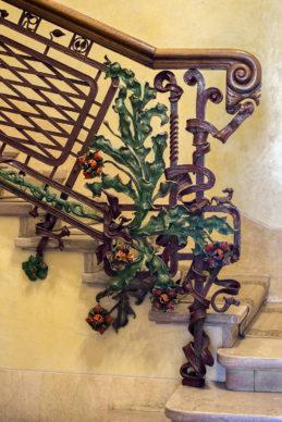 Art Nouveau Week 2020, Varese, Villa Surre. Foto © Sergio Ramari. Immagine di repertorio Ass. Italia Liberty