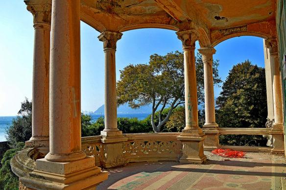 Art Nouveau Week 2020, Savona, Villa Zanelli. Foto © Carlo Marchesano. Immagine di repertorio Ass. Italia Liberty
