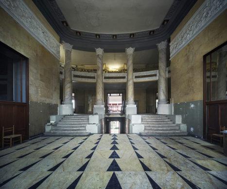 Art Nouveau Week 2020, Varese, Grand Hotel Campo dei Fiori. Foto © Sergio Ramari. Immagine di repertorio Ass. Italia Liberty