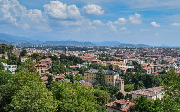 Bergamo. Photo di Ben Kerckx da Pixabay