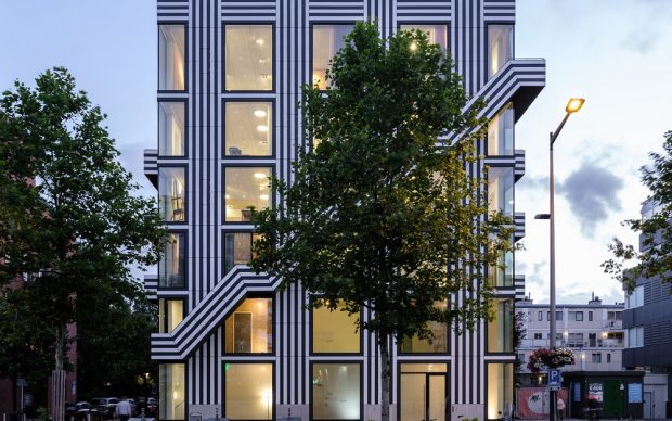 Studio thonik designed by Thomas Widdershoven in collaboration with MMX Architects © Ossip