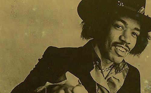 Alberto Rezzi, La filosofia di Jimi Hendrix, Mimesis edizioni 2020. Dettagilio della copertina