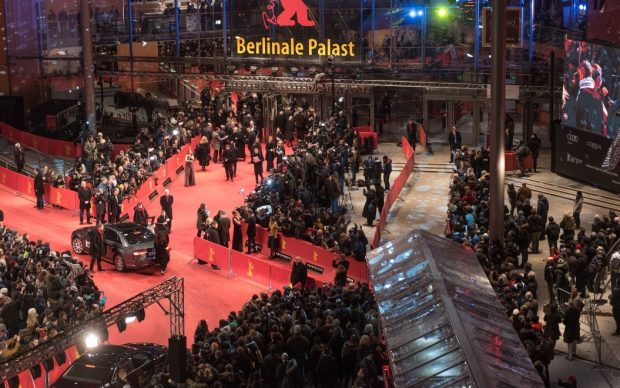 Berlinale Palast, The premiere venue for the Competition films. Photo Andreas Teich © Berlinale 2015