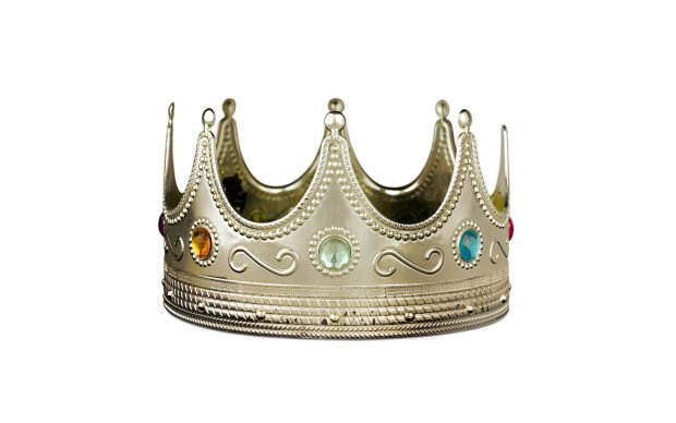 Crown Worn by Notorious B.I.G. for the K.O.N.Y (King of New York) Photoshoot. Courtesy Sotheby's