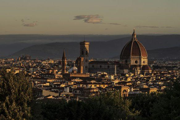 7 agosto 2020: la Cupola di Brunelleschi del Duomo di Firenze compie 600 anni Courtesy Opera di Santa Maria del Fiore, foto Claudio Giovannini