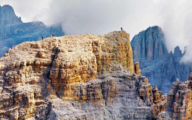 Dolomites Project, crediti Olivo Barbieri