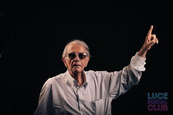 Enrico Lucherini, ospite del diciannovesimo episodio di Luce Social Club