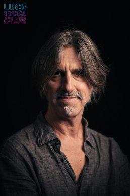 Fabio Lovino, ospite della 21sima puntata di Luce Social Club