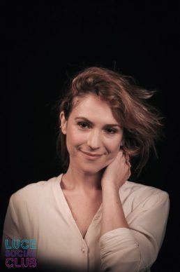 Isabella Ragonese, ospite del ventesimo episodio di Luce Social Club