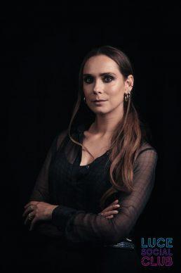Lucrezia Guidone, ospite della 21esima puntata di Luce Social Club