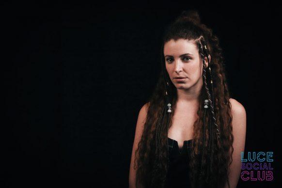 Marianne Mirage, ospite del diciannovesimo episodio di Luce Social Club