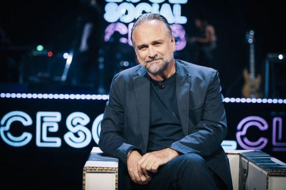Massimo Popolizio, ospite del ventesimo episodio di Luce Social Club