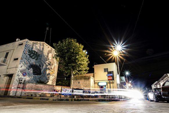 Millo, Beyond the Sea, opera realizzata in occasione di PhEST – Festival internazionale di fotografia e arte 2020, a Monopoli. Photo © Daniele Ferrero