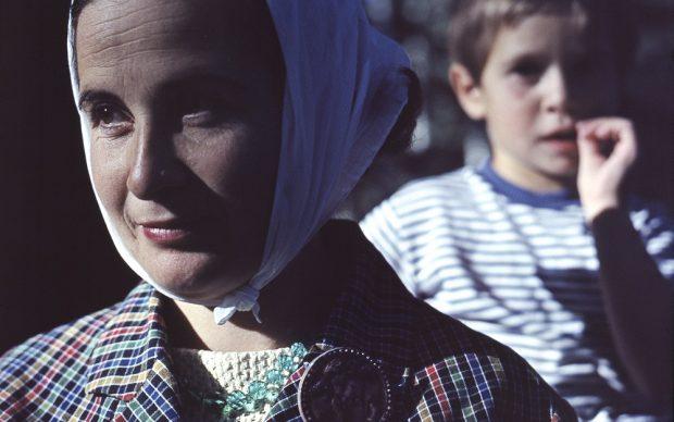 Ferruccio Ferroni, Lidia e Annalisa, 1958. Courtesy Archivio Ferruccio Ferroni di Senigallia