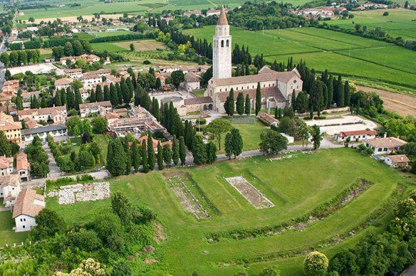 Vista di Aquileia © Gianluca Baronchelli