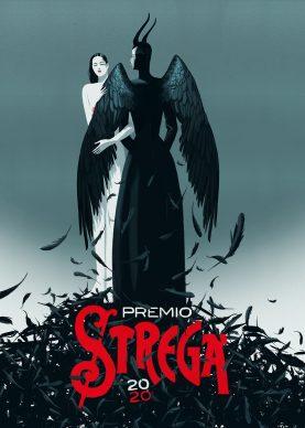 Una illustrazione di Emiliano Ponzi per Premio Strega. Courtesy l'artista