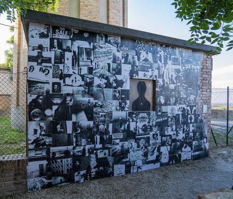 Mondolfo, Yuri Kolesnikow, Disturbing Reality. Photo Franco Simoncini