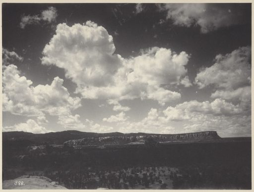 Adam Clark Vroman (American, 1856–1916). Cibollita Mesa (South from top of Mesa), 1899. Platinum palladium print. George Eastman Museum, purchase with funds from the Charina Foundation. Courtesy of the George Eastman Museum