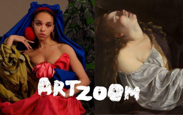 Art Zoom, courtesy Google