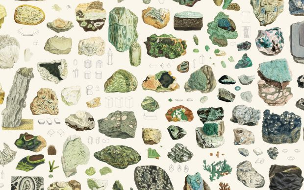 British & Exotic Mineralogy, by Nicholas Rougeux