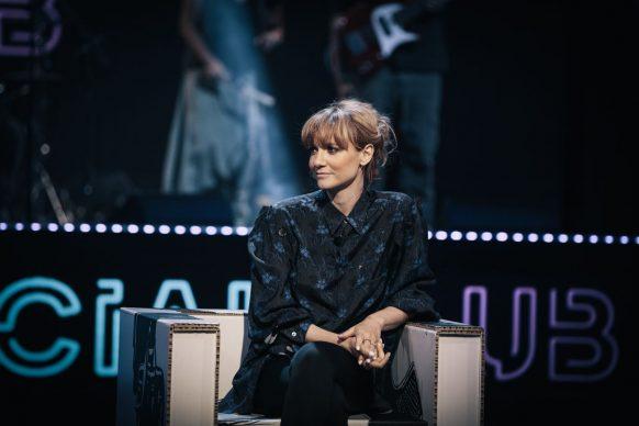Camilla Filippi, ospite della ventiduesima puntata di Luce Social Club