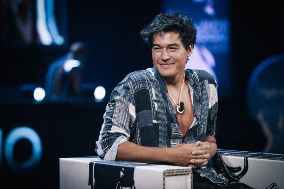 Cristiano Caccamo, ospite del 25esimo episodio di Luce Social Club