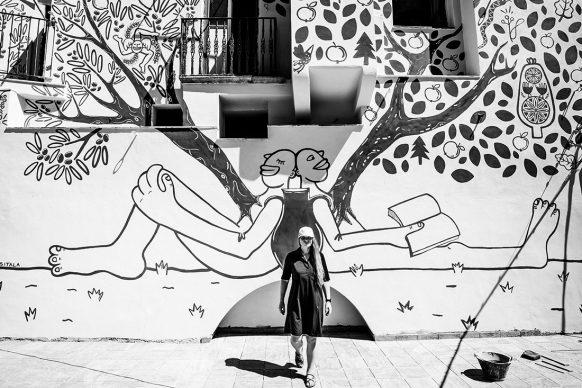 Eglè Narbutaitè, #LabasItala. Foto di Simona ir Marius Mažikai