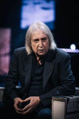 Enrico Vanzina, ospite della ventiduesima puntata di Luce Social Club