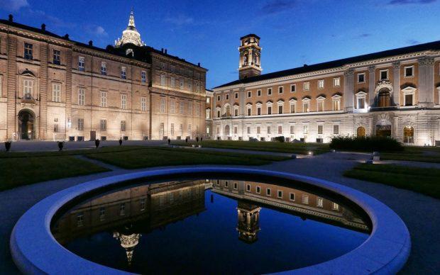 Giardino del Duca, Musei Reali, Torino. Credits Officina delle Idee per i Musei Reali, giugno 2020