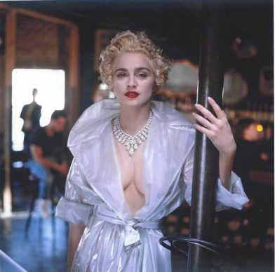Helmut Newton, Madonna, Vanity Fair, 1990 © Helmut Newton Estate