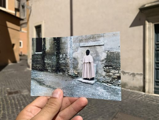 Il marchese del Grillo.  Courtesy Lost in location