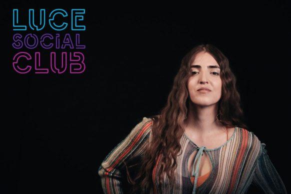 Joan Thiele, ospite della 23esima puntata di Luce Social Club