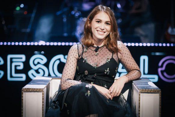 Ludovica Martino, ospite della 23esima puntata di Luce Social Club