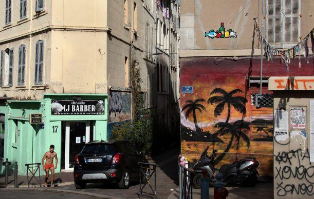MARS_(34), Marseille, 2020 © Invader